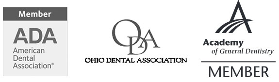 We are Members of These Dental Organizations