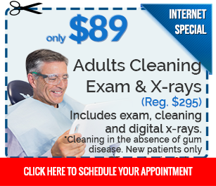 Dental Exam and Cleaning Special